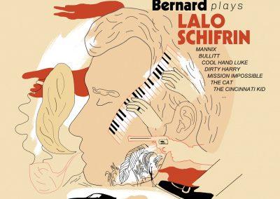 JEAN MICHEL BERNARD PLAYS LALO SCHIFRIN