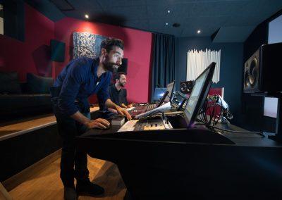 Auditorium Studios Alhambra Mathieu Thibault