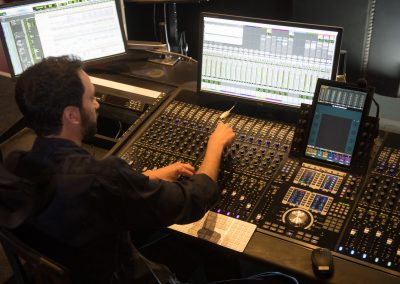 Console auditorium Studios Alhambra 3