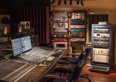Régie Enregistrement Studios Alhambra