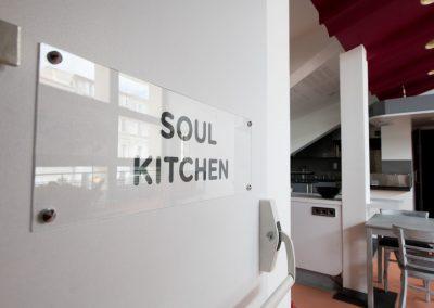 Pancarte Soul Kitchen Studios Alhambra
