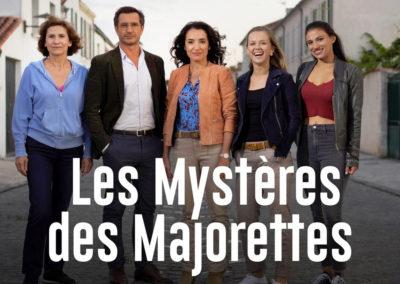 Le mystère des majorettes